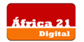 logotipo do África 21 Digital