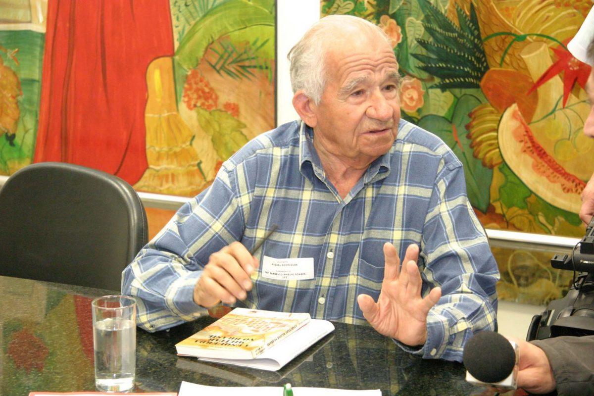 Morreu Miguel Urbano Rodrigues