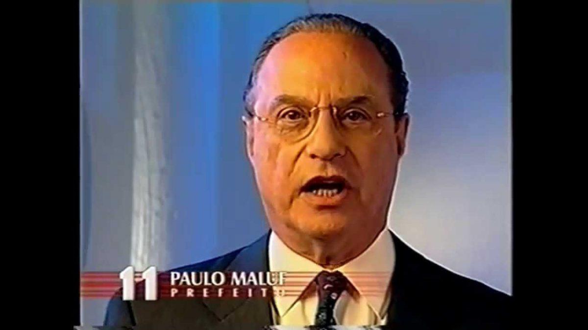 Paulo Maluf é condenado a 7 anos e 9 meses de prisão