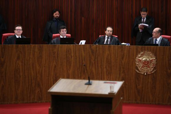 Herman Benjamin rebate acusação de que o processo se baseou em 'vazamentos'