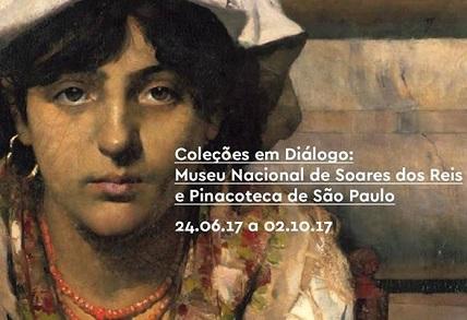 Resultado de imagem para pinacoteca Coleções em Diálogo: Museu Nacional de Soares dos Reis e Pinacoteca de São Paulo'