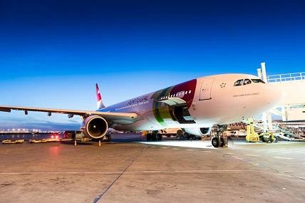 TAP iniciou voos para Bucareste e Budapeste