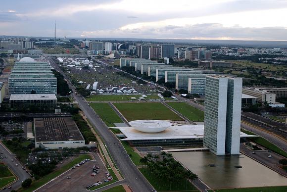 TV Brasil transmite ao vivo o desfile de 7 de Setembro