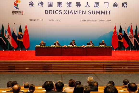 Em fórum do Brics, Michel Temer diz que não há espaço para improvisos